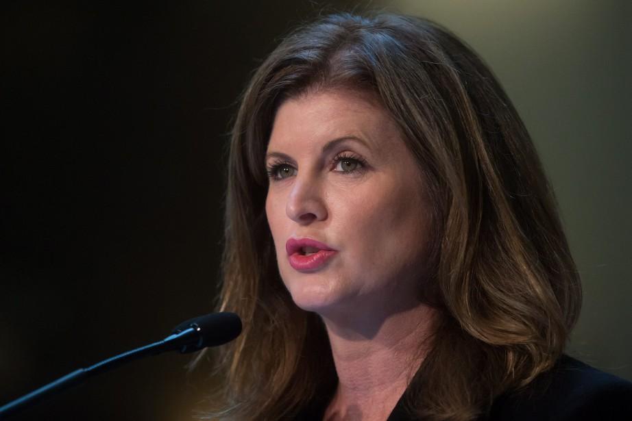La ministre canadienne de la Santé, Rona Ambrose... (PHOTO ARCHIVES LA PRESSE CANADIENNE)