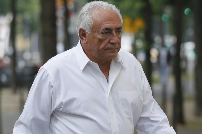 Dominique Strauss-Kahn... (PHOTO GONZALO FUENTES, REUTERS)