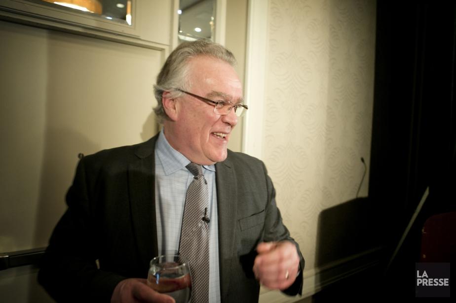 Normand Provost a l'insigne honneur d'avoir siégé au... (PHOTO MARCO CAMPANOZZI, archives LA PRESSE)