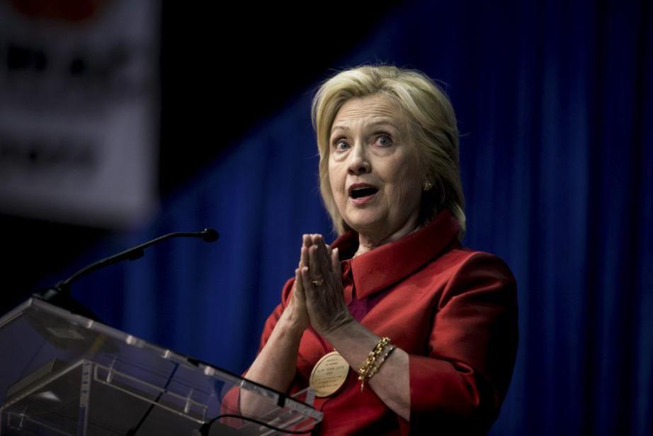 Hillary Clinton demeure largement favorite pour remporter l'investiture... (PHOTO ILANA PANICH-LINSMAN, ARCHIVES THE NEW YORK TIMES)