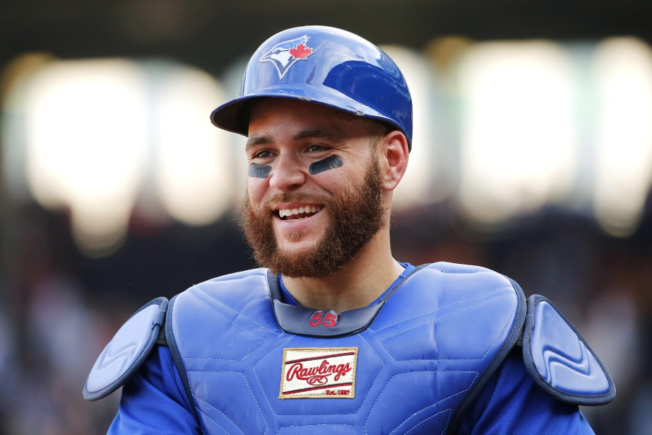 Russell Martin... (Photo Winslow Townson, archives AP)