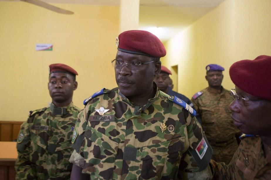 Le premier ministre de la transition au Burkina... (Photo JOE PENNEY, archives Reuters)