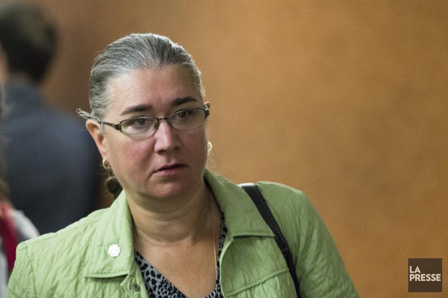 Selon la Commission québécoise des libérations conditionnelles, Pamela... (Photo: Édouard Plante-Fréchette, archives La Presse)