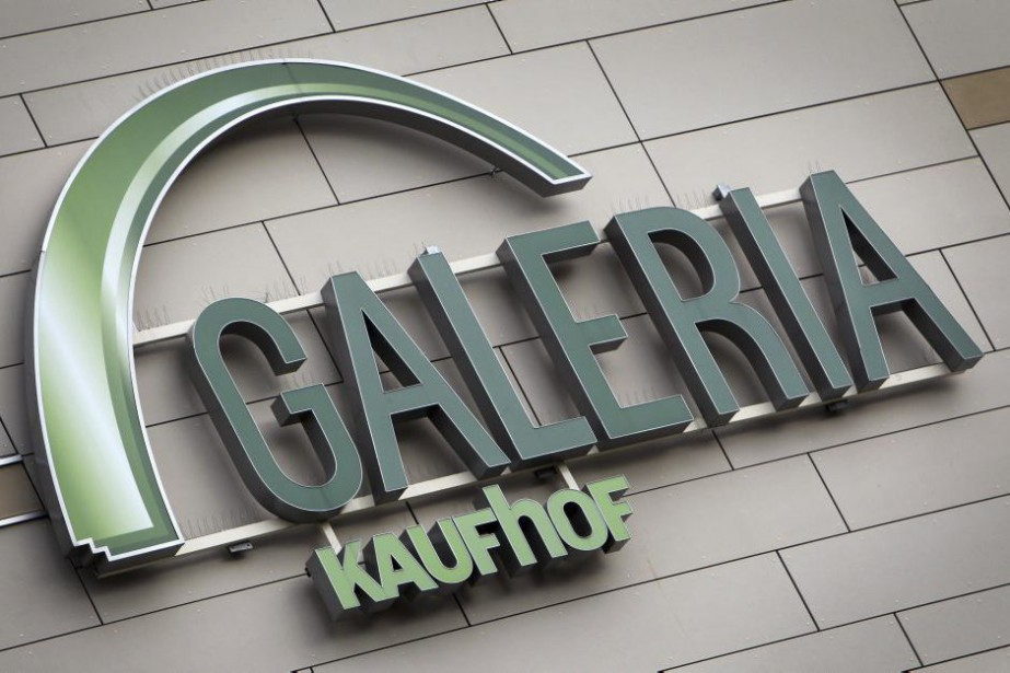 Il ya 103 magasins Galeria Kaufhof en Allemagne.... (PHOTO DANIEL ROLAND, ARCHIVES AGENCE FRANCE-PRESSE)