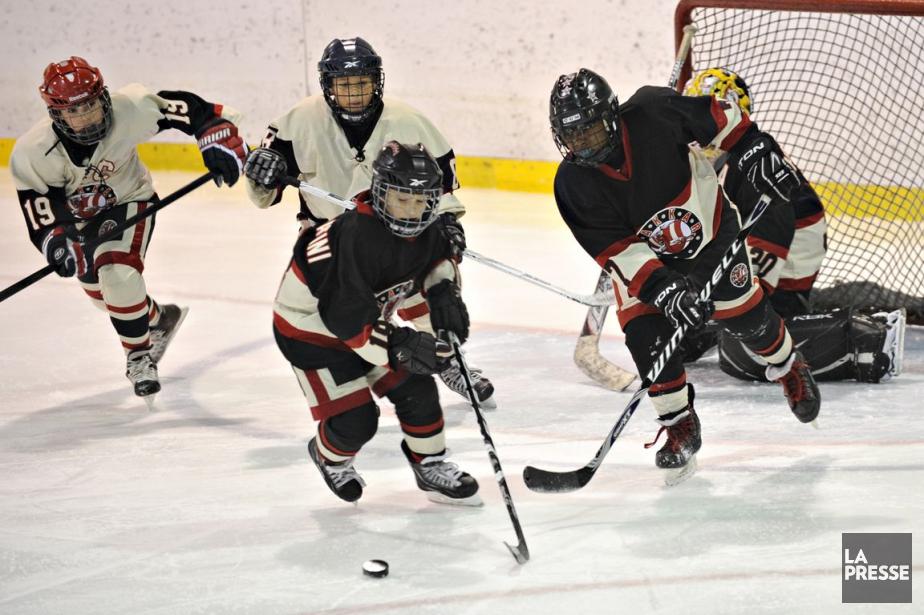 Hockey Québec a décidé d'aller de... (PHOTO BERNARD BRAULT, ARCHIVES LA PRESSE)