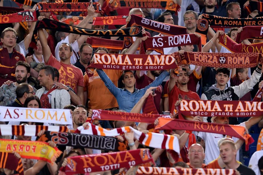 Le président de l'AS Roma James Pallotta a... (PHOTO TIZIANA FABI, ARCHIVES AFP)