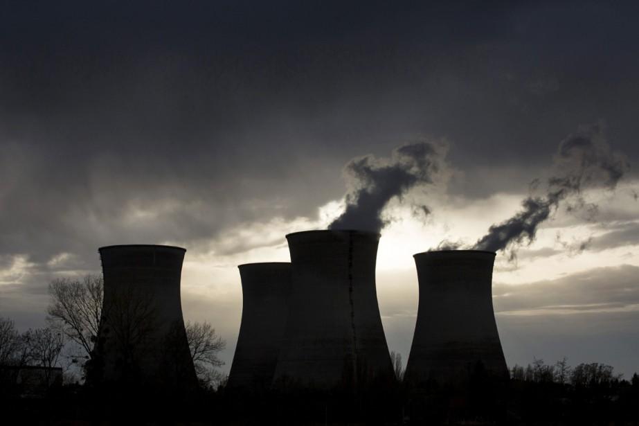 Les émissions de gaz à effet de serre... (PHOTO LAURENT CIPRIANI, ARCHIVES AP)
