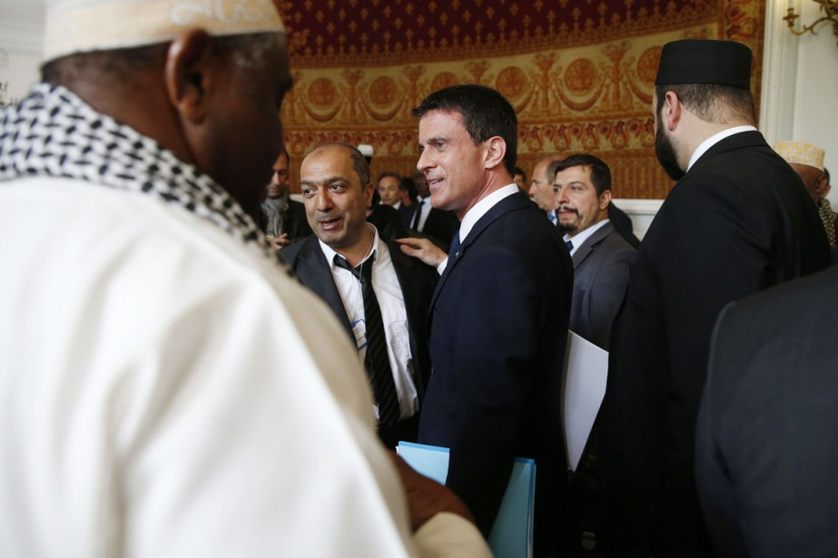 Les musulmans en France doivent «nommer l'ennemi», a... (PHOTO BENOIT TESSIER, REUTERS)