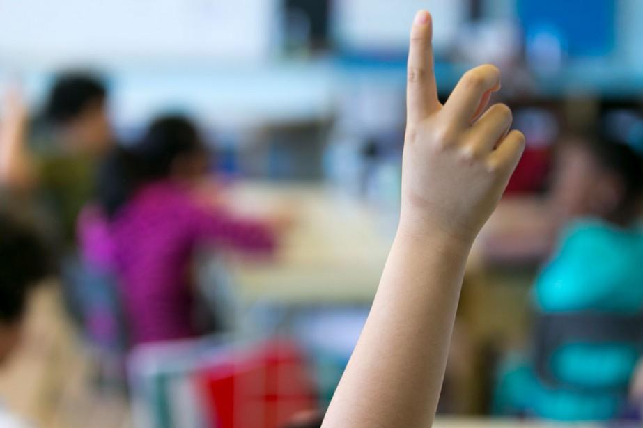 Un poing pour se défendre, un pouce et des doigts en forme... (PHOTO D'ARCHIVES)