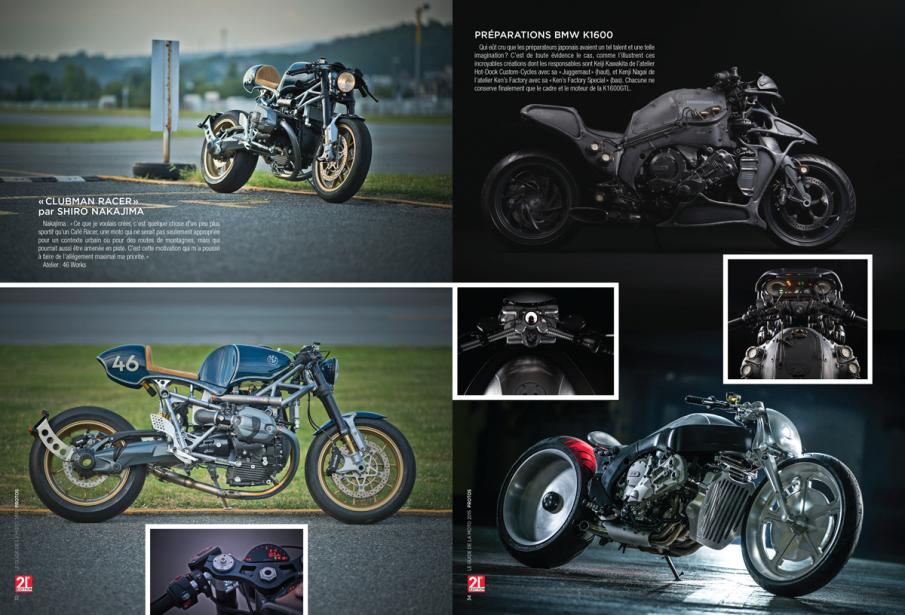<em>Le Guide de la moto 2015</em> comprend 500 modèles et près de 800 photos. (Image fournie par les Guides motocyclistes)