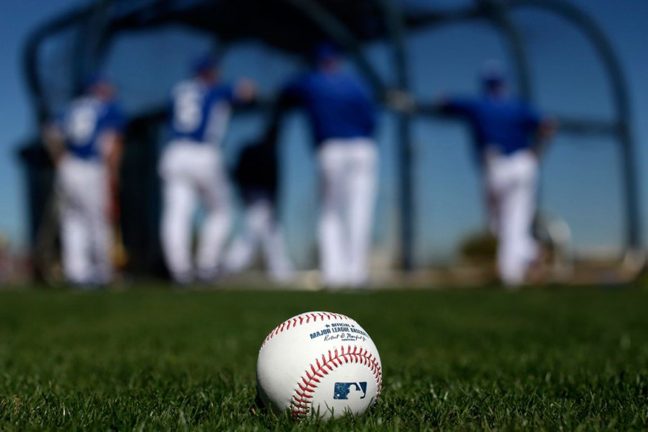 Les équipes du Baseball majeur ont... (PHOTO CHARLIE RIEDEL, ARCHIVES AP)