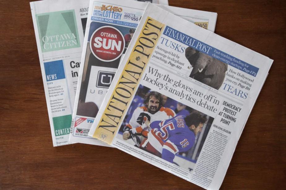 La Presse Canadienne et Postmedia avaient signé un... (Photo Justin Tang, archives La Presse canadienne)