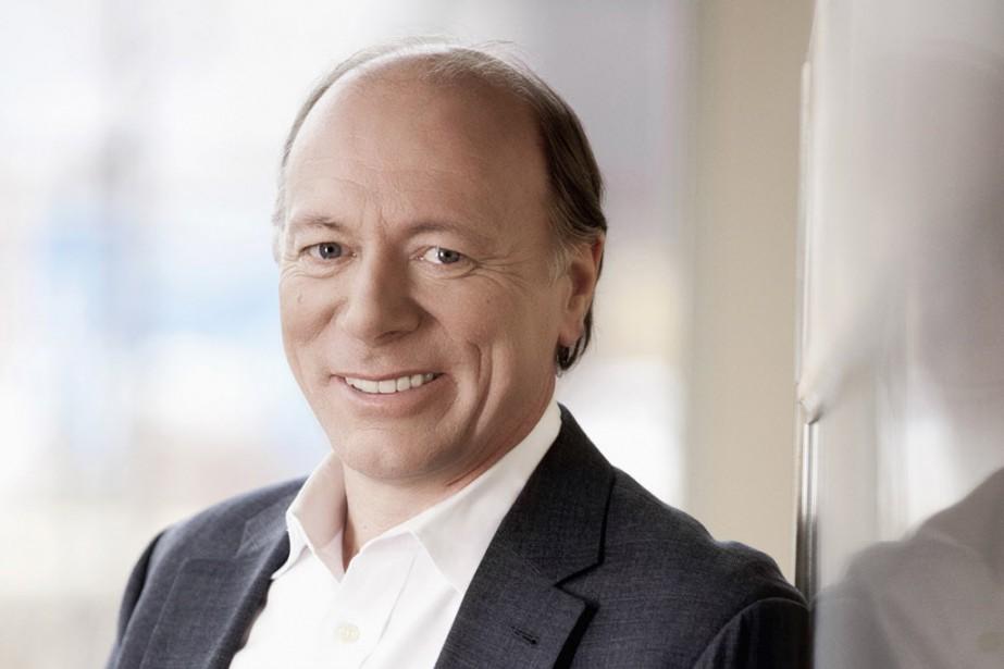 Le promoteur québécois Luc Maurice.... (Photo Le Groupe Maurice, La Presse canadienne)