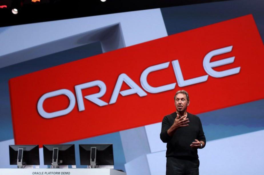 Le président fondateur d'Oracle, Larry Ellison, a laissé... (Photo Robert Galbraith, Reuters)