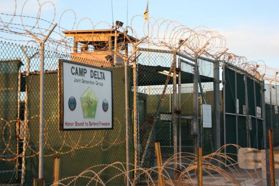 Il reste 116 détenus dans le centre de... (Photo Colin Perkel, archives La Presse canadienne/AP)