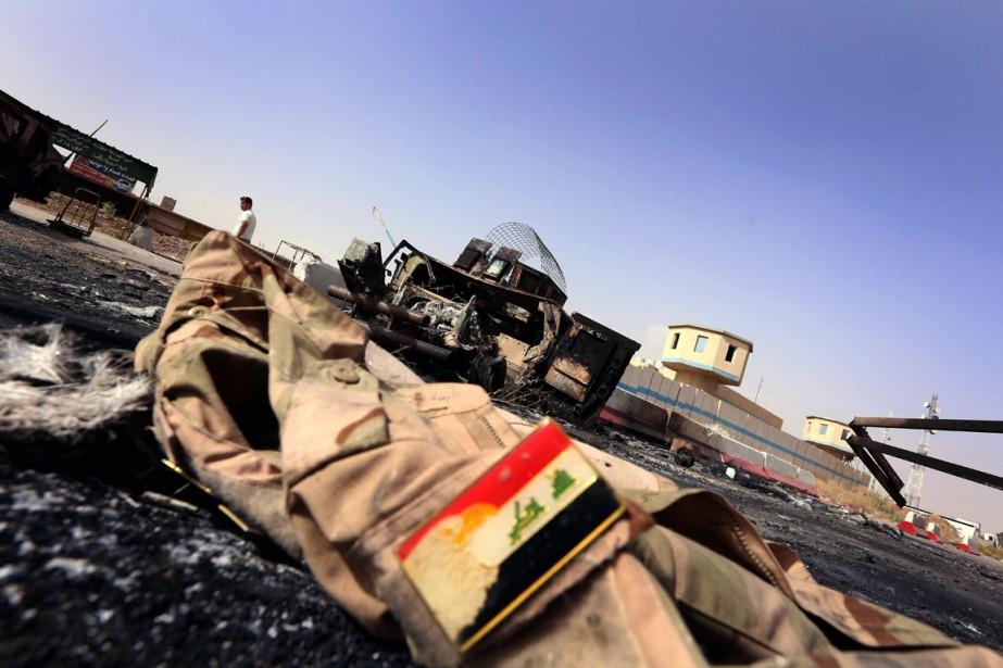 Le rapport attribue la hausse du nombre d'attaques... (PHOTO /SAFIN HAMED, ARCHIVES AFP)