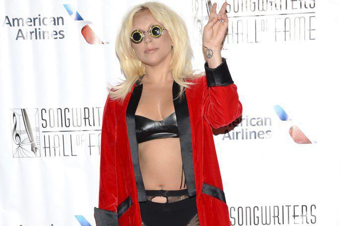 Lady Gaga... (Photo Evan Agostini, AP)