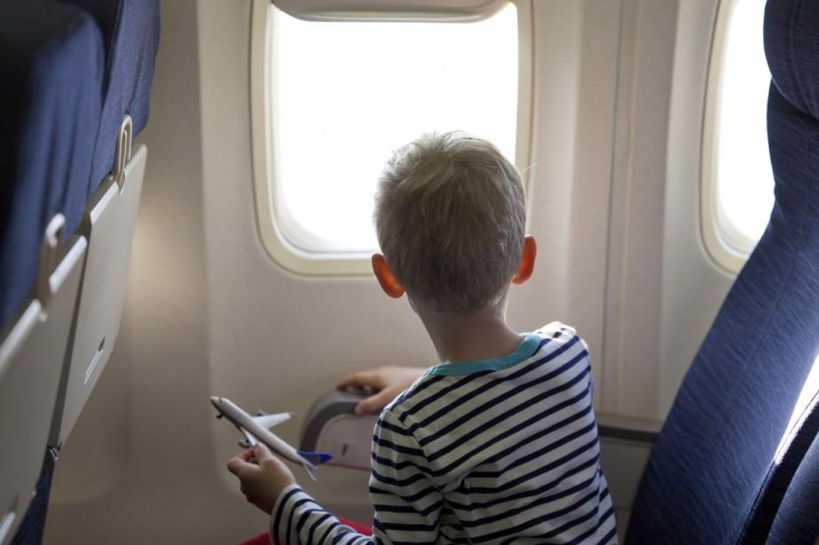 De plus en plus de gens prennent l'avion, c'est connu.... (Photo Thinkstock)