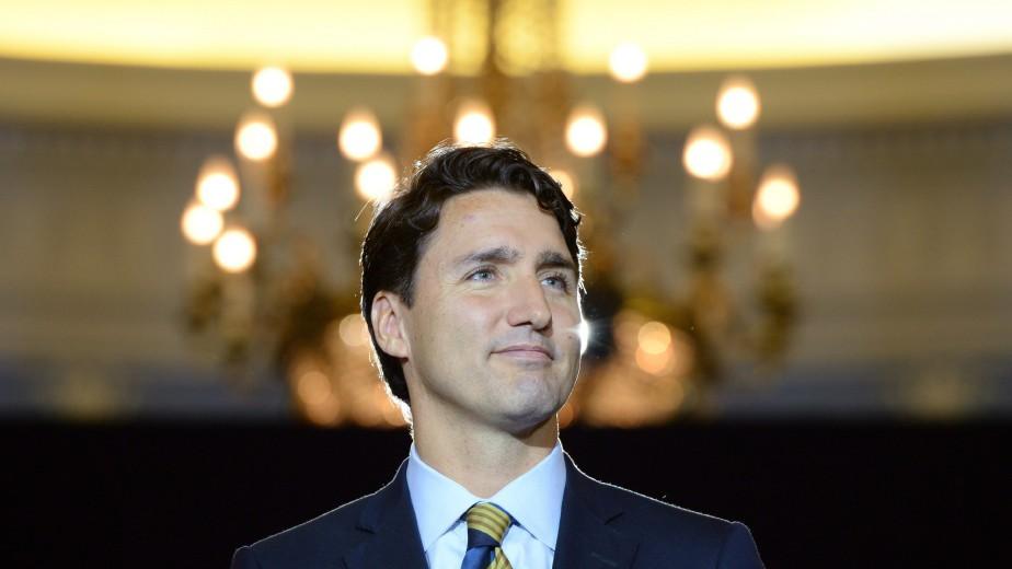 Justin Trudeau privilégie le vote alternatif, mais formerait... (PHOTO SEAN KILPATRICK, LA PRESSE CANADIENNE)