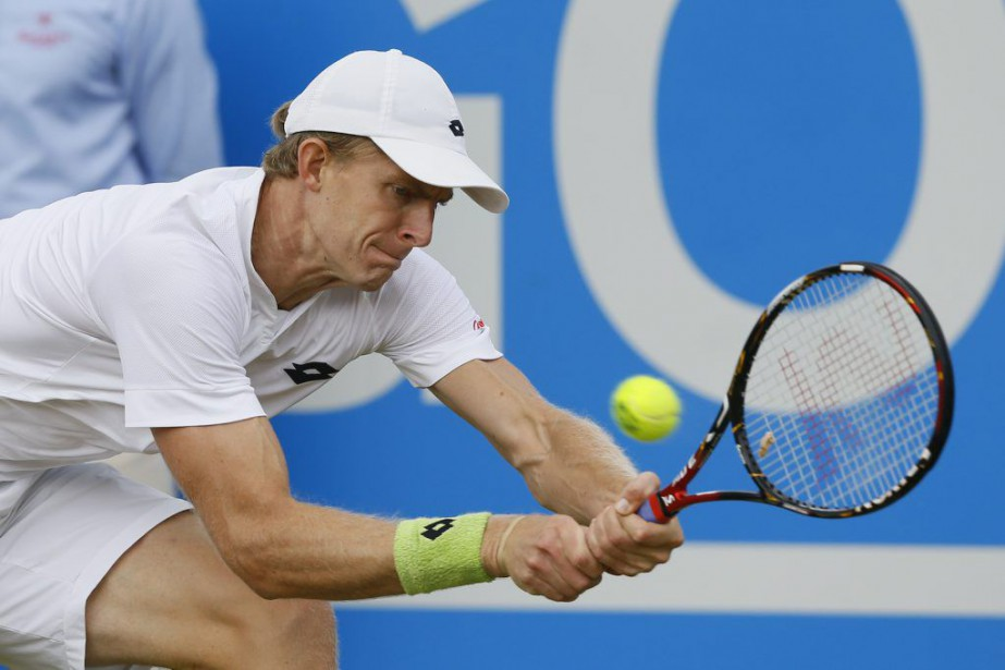 Kevin Anderson... (Photo Kirsty Wigglesworth, AP)