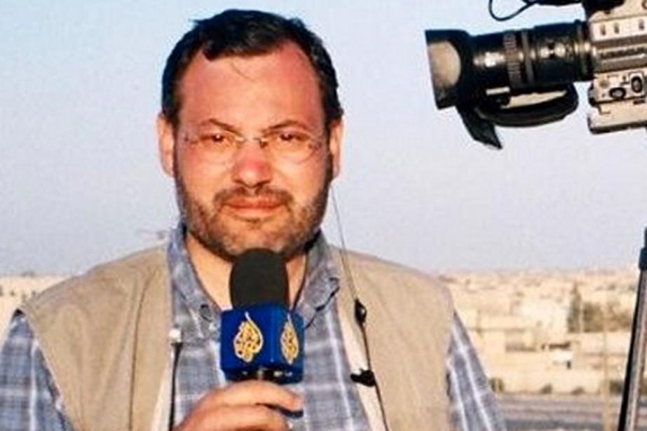 Ahmed Mansour... (PHOTO TIRÉE DE TWITTER)