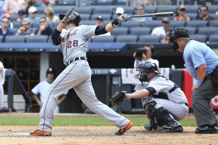J.D. Martinez... (Photo Anthony Gruppuso, USA TODAY Sports)