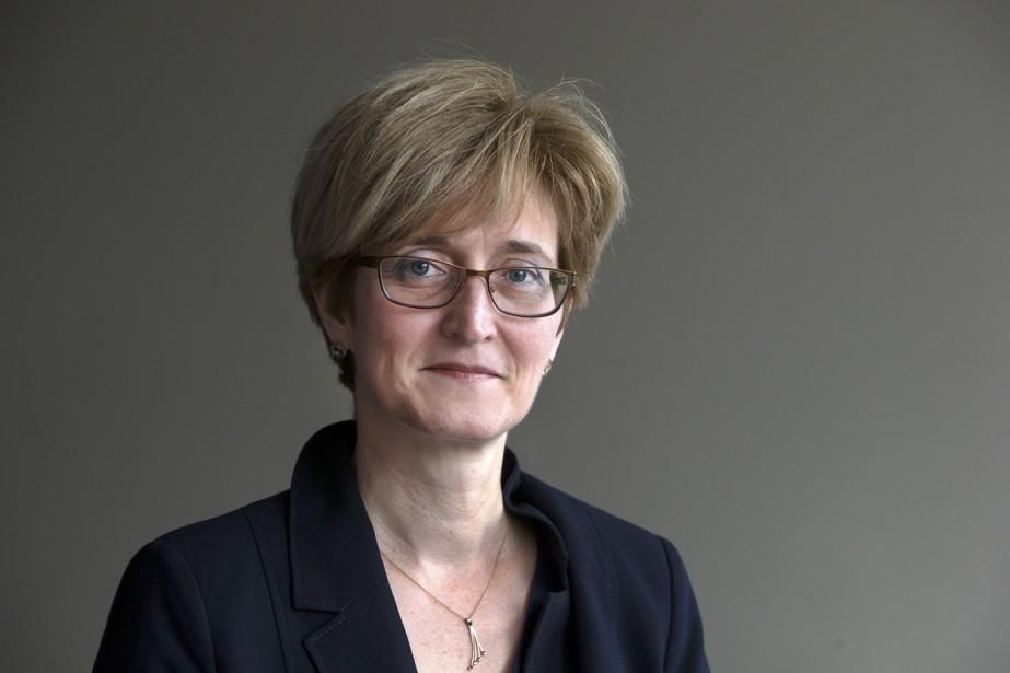 Guylaine Lafleur est notaire et planificatrice financière chez... (PHOTO ROBERT SKINNER, LA PRESSE)