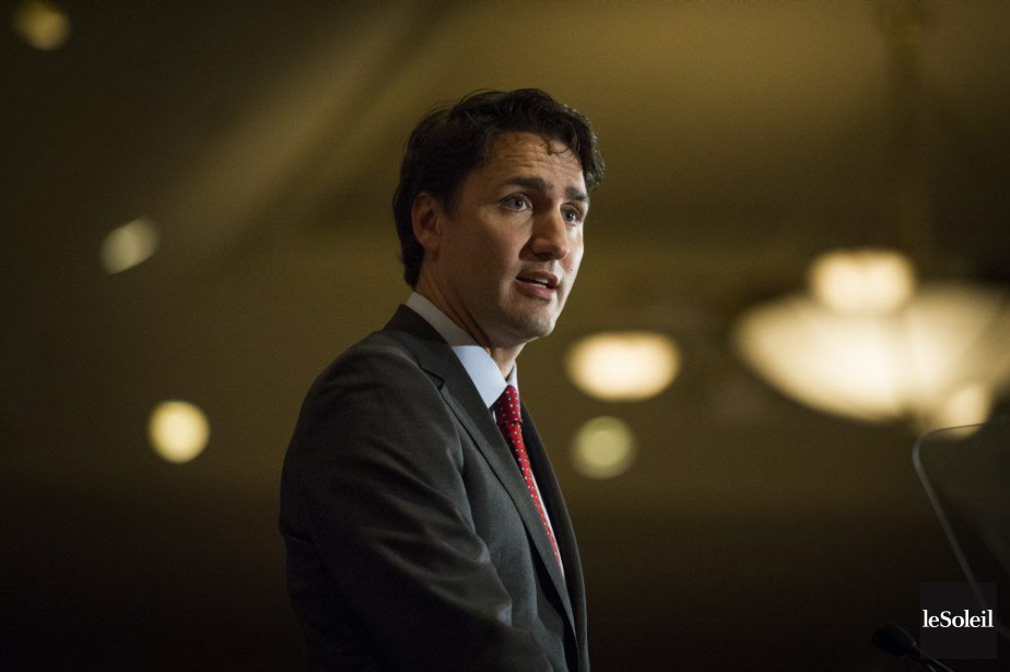 Justin Trudeau... (Photothèque Le Soleil)