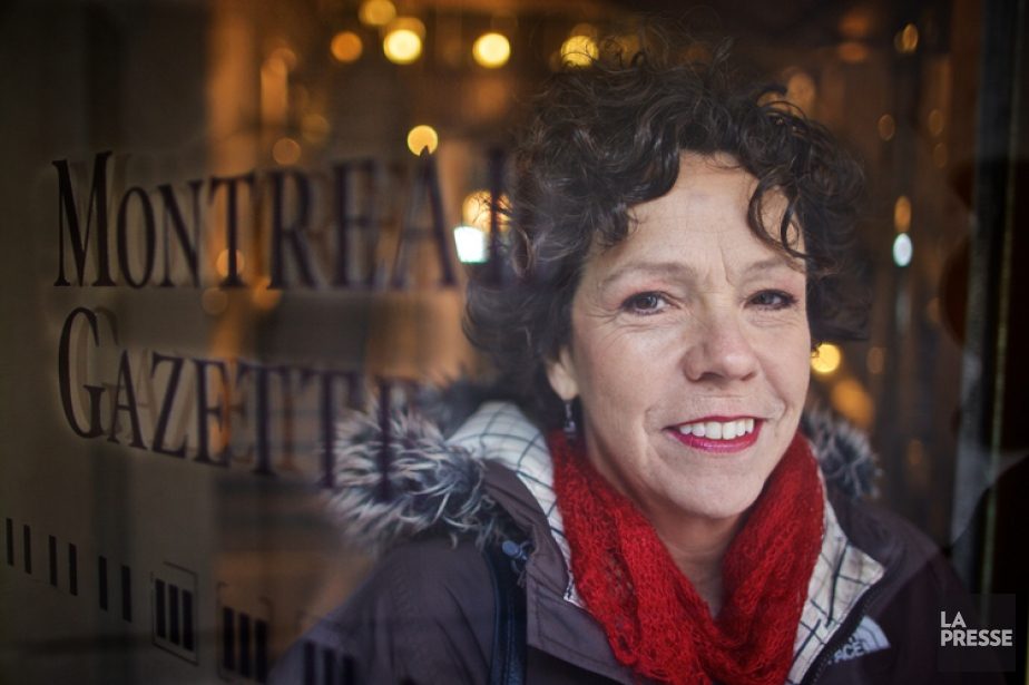 Sue Montgomery... (PHOTO ANDRÉ PICHETTE, LA PRESSE)