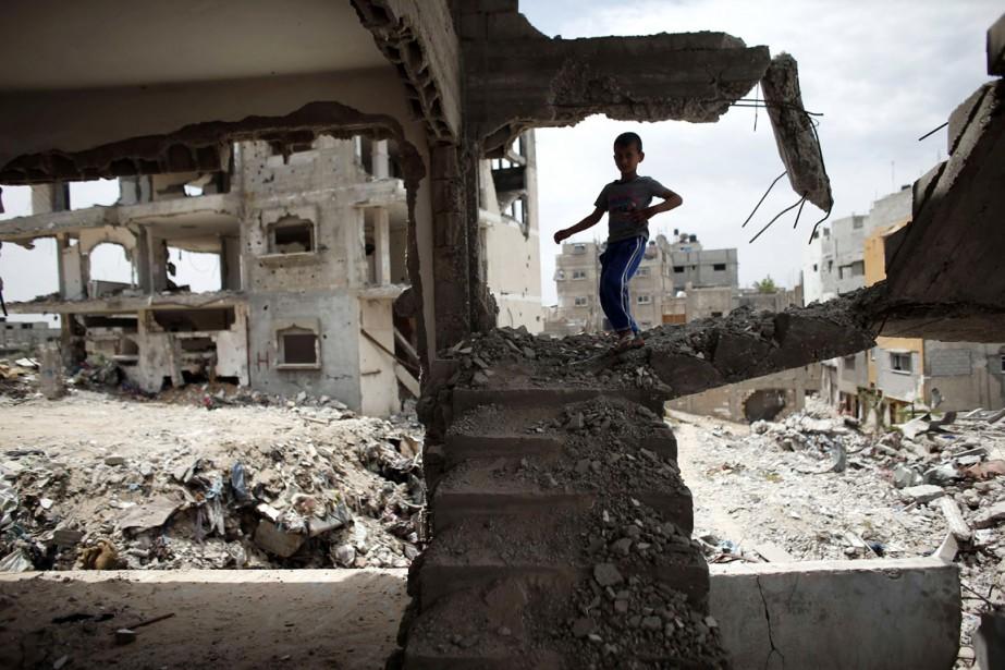 Le Haut-Commissariat au droit de l'homme des Nations... (PHOTO THOMAS COEX, ARCHIVES AFP)