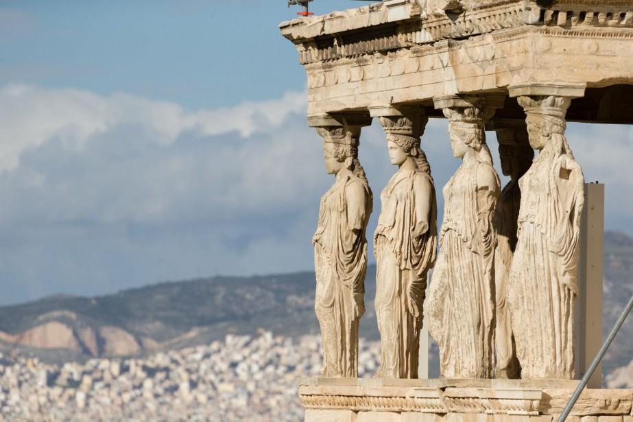 Athènes, en Grèce.... (Photo Digital/Thinkstock)