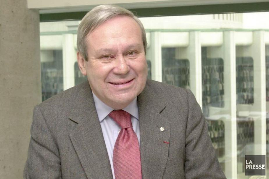 Marcel Briseboisa été le directeur général du prestigieux... (Photo Robert Nadon, archives La Presse)
