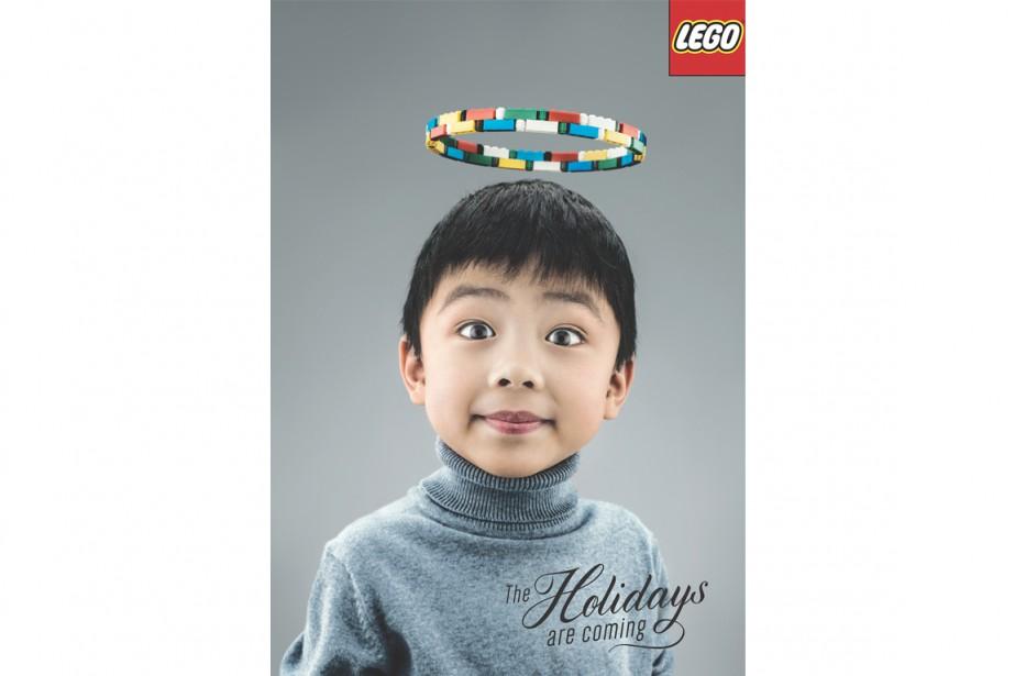 Brad s'occupe du compte publicitaire de Lego pour... (Photo fournie par Lego et Brad)