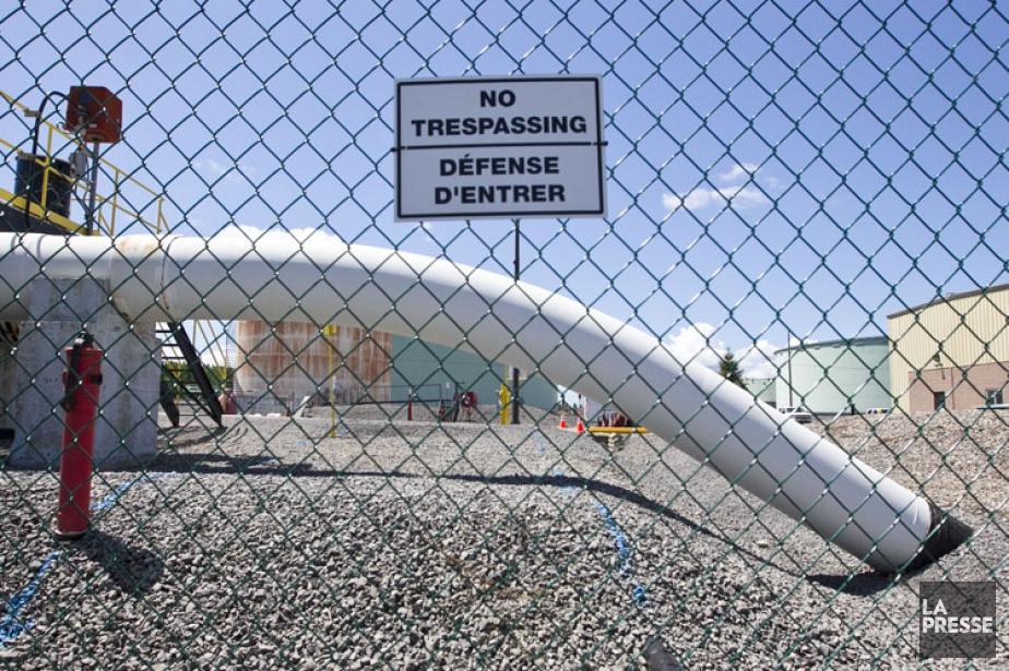 L'oléoduc de TransCanada vise à transporter 1,1 million... (PHOTO HUGO-SÉBASTIEN AUBERT, ARCHIVES LA PRESSE)