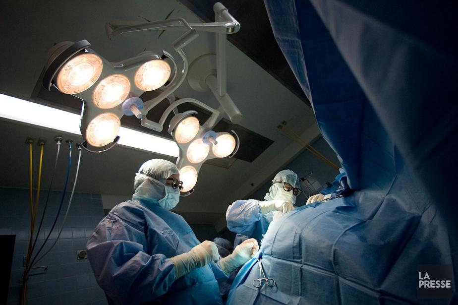 En 2015, 549 Québécois ont bénéficié d'une transplantation... (PHOTO IVANOH DEMERS, ARCHIVES LA PRESSE)