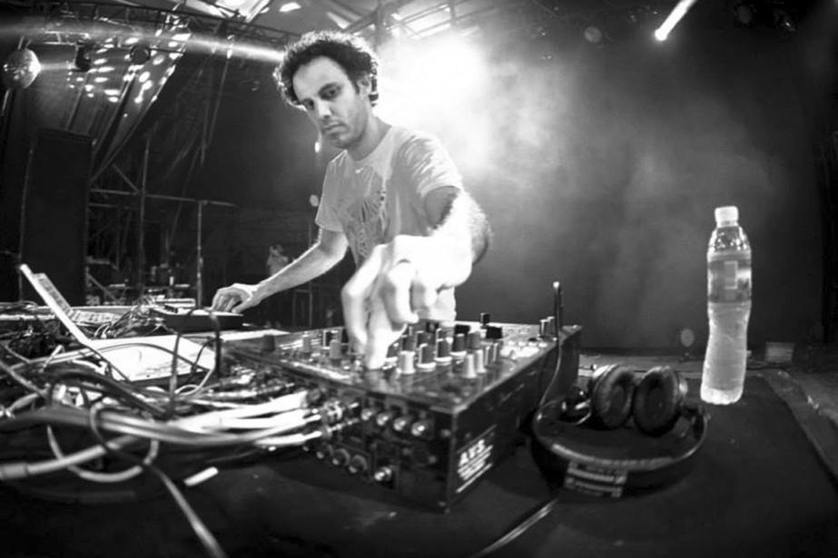 Le DJ Four Tet.... (PHOTO FOURNIE PAR LE FESTIVAL AIM)