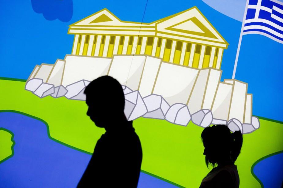 La Grèce et ses créanciers se sont encore... (Photo Daniel Ochoa de Olza, AP)