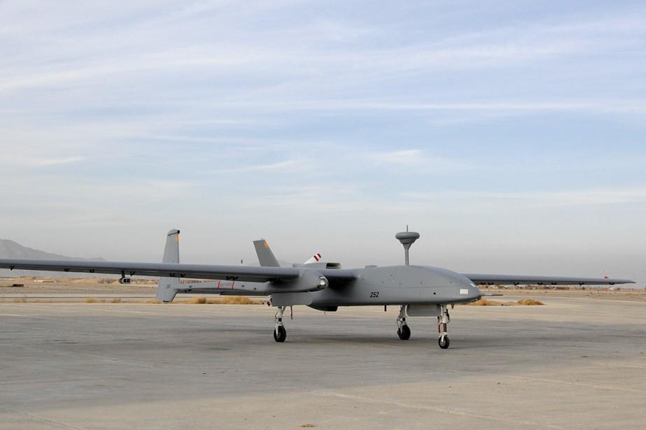 Le Canada compte de nombreux fabricants d'UAV et... (PHOTO LA PRESSE CANADIENNE)