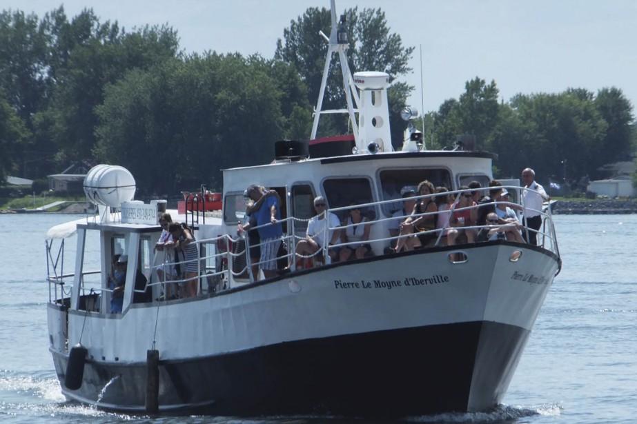 Les croisières d'Iberville naviguent depuis plus de 15... (Photo fournie par Croisières d'Iberville)