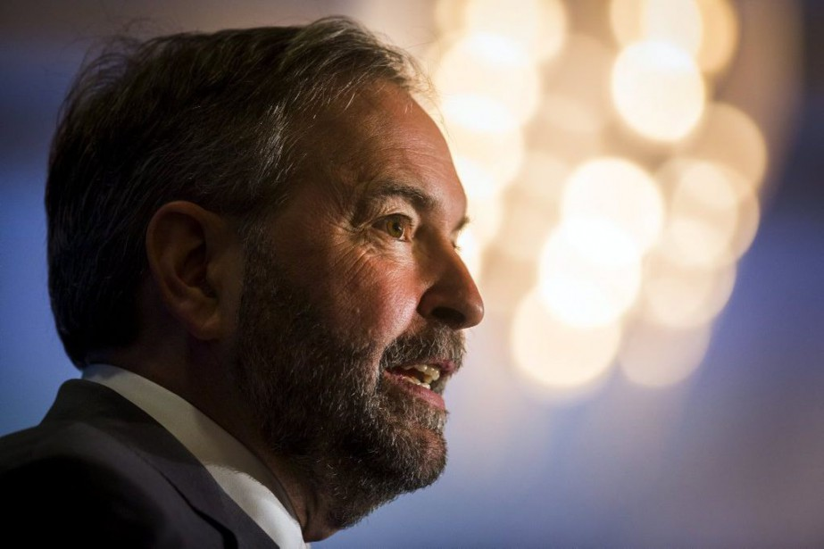 Thomas Mulcair... (PHOTO MARK BLINCH, ARCHIVES REUTERS)