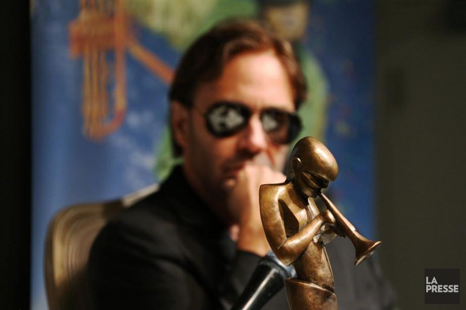 Al Di Meola est l'un des artisans du... (PHOTO Martin Chamberland, LA PRESSE)
