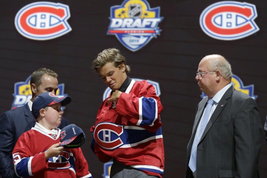 Noah Juulsen: le Canadien a eu le joueur qu'il voulait