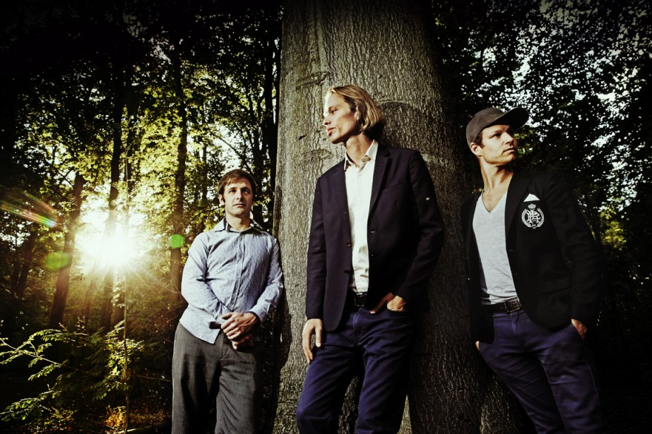 Les membres du trio Phronesis sont tous trois... (Photo Peter van Breukelen, fournie par Spectra)