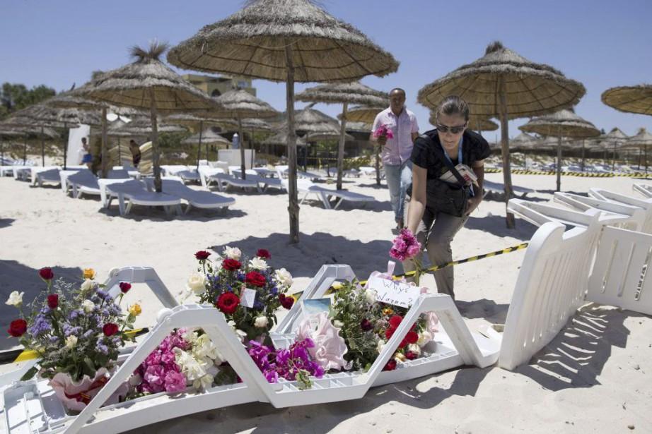 La nationalité de la plupart des victimes n'a... (PHOTO KENZO TRIBOUILLARD, AFP)
