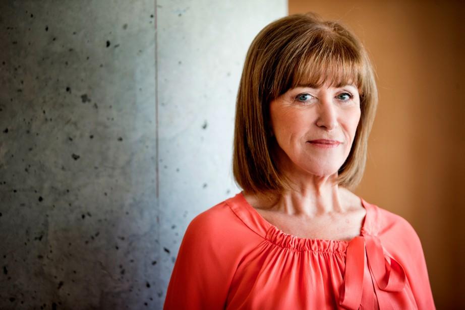 Madeleine Careau est chef de la direction à... (PHOTO MARCO CAMPANOZZI, LA PRESSE)
