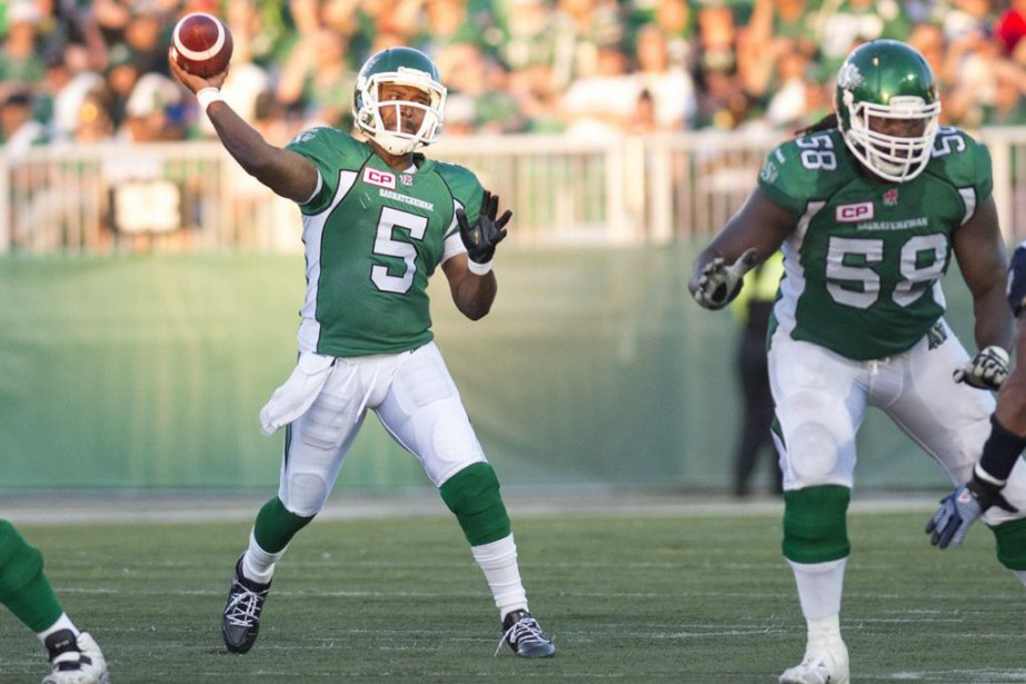 Kevin Glenn... (Photo Rick Elvin, PC)