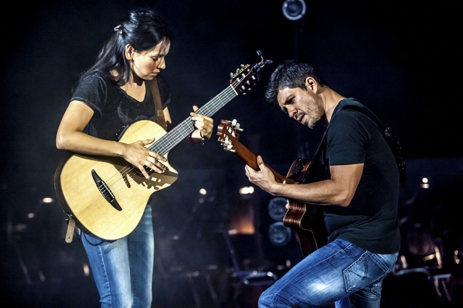 Rodrigo y Gabriela... (PHOTO FOURNIE PAR LE FIJM)