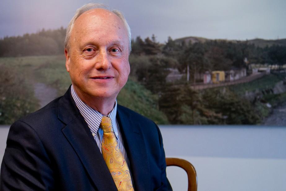 Daniel Thériault est spécialisé dans la gestion de... (PHOTO DAVID BOILY, ARCHIVES LA PRESSE)