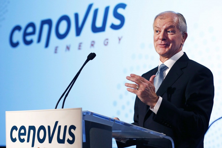 Brian Ferguson, PDG de Cenovus Energy... (Photo Larry MacDougal, Archives La Presse Canadienne)