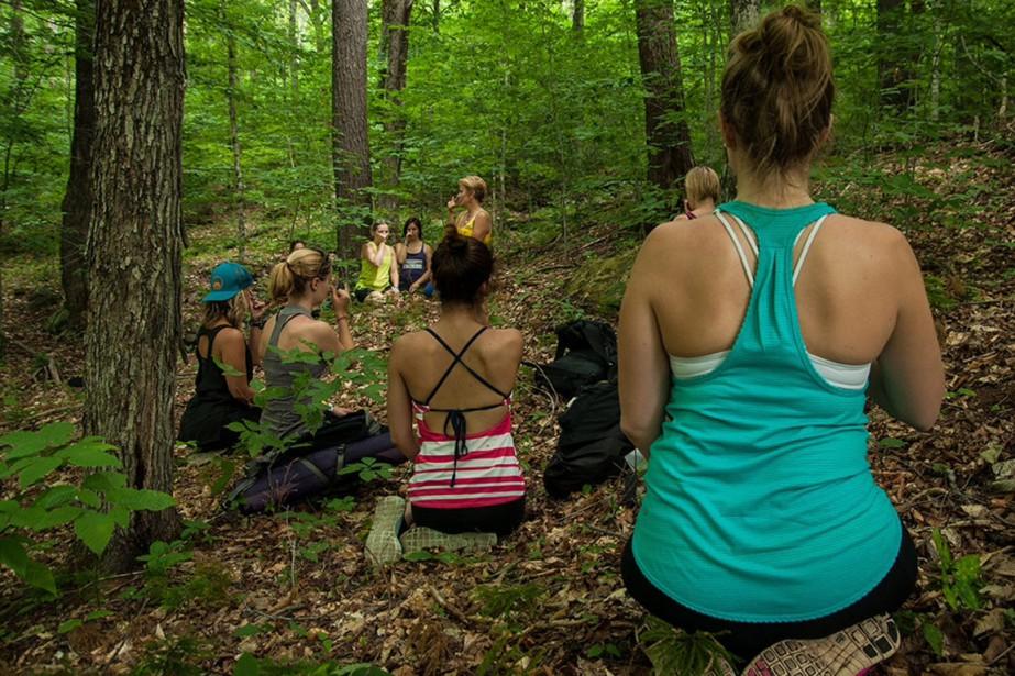 À Tremblant, la nature offre également de nombreux... (Photo fournie par Isabelle Gadbois)